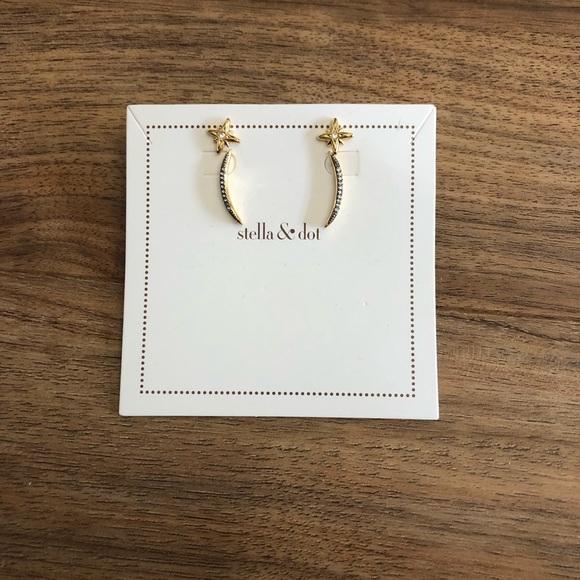 Stella & Dot Jewelry - Stella and Dot Stars and Moon Stud Pack